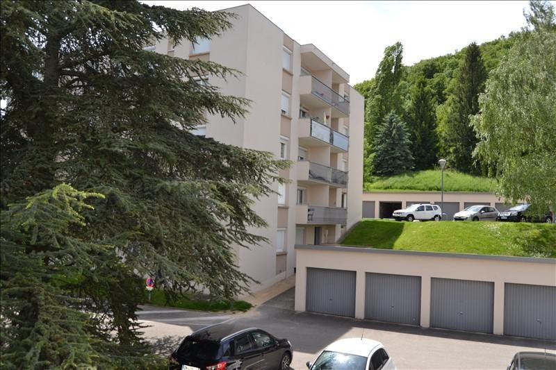 Vente appartement Saint romain en gal 170000€ - Photo 9