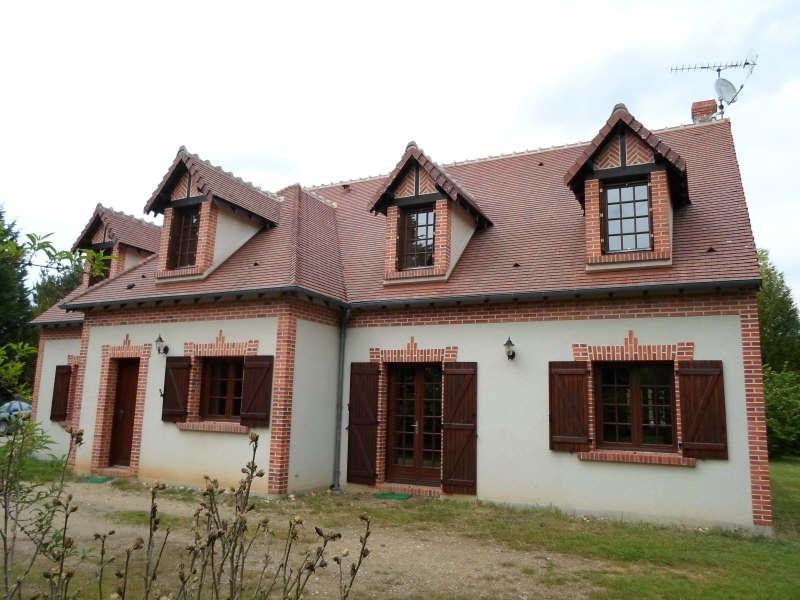 Sale house / villa Villefranche sur cher 296800€ - Picture 2