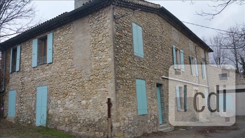 Vente immeuble Les tourrettes 396000€ - Photo 1