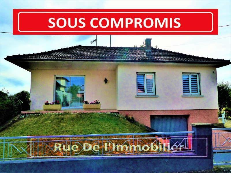Sale house / villa Niederschaeffolsheim 259700€ - Picture 1