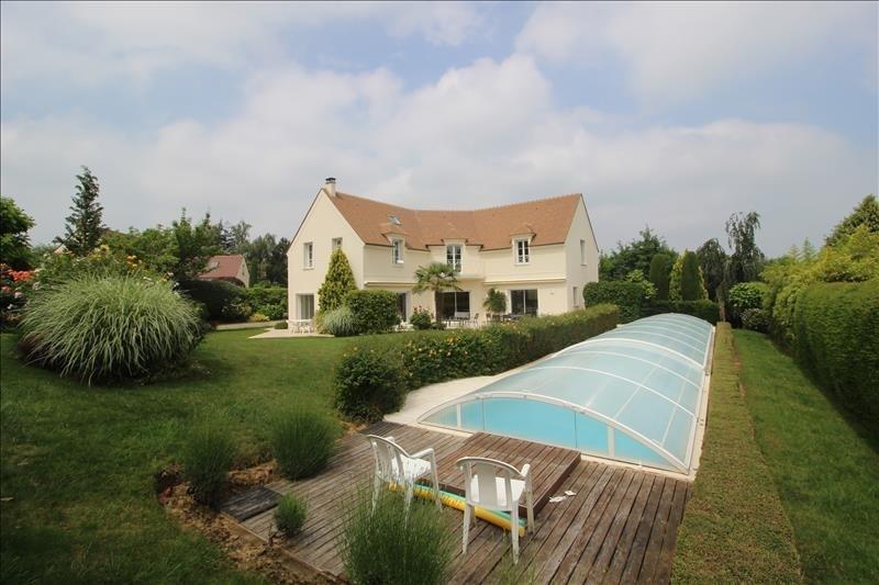 Deluxe sale house / villa Fourqueux 1680000€ - Picture 1