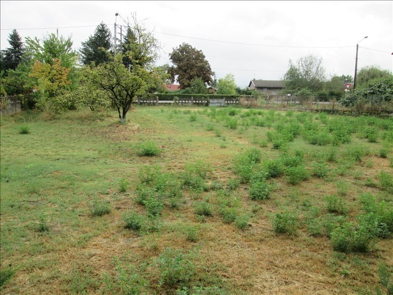 Vente terrain Manziat 56 000€ - Photo 1