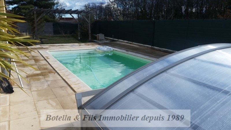 Vente maison / villa Barjac 393 000€ - Photo 10