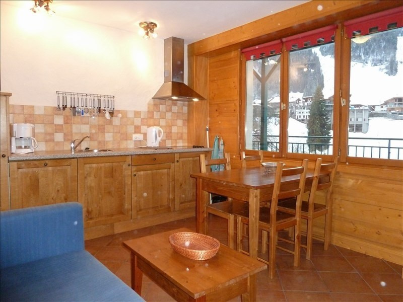 Sale apartment Morzine 209000€ - Picture 1