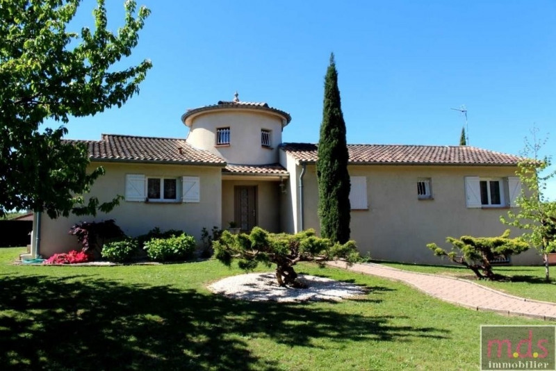 Deluxe sale house / villa Gragnague 435900€ - Picture 8