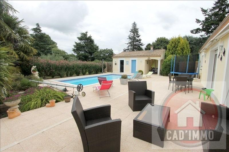 Sale house / villa Lamonzie saint martin 328500€ - Picture 2