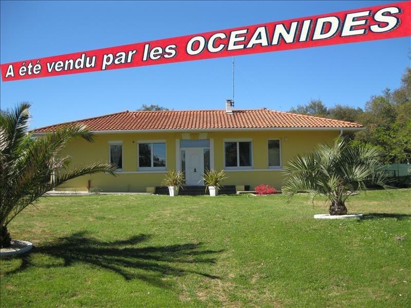 Vente maison / villa Ondres plage 422000€ - Photo 1