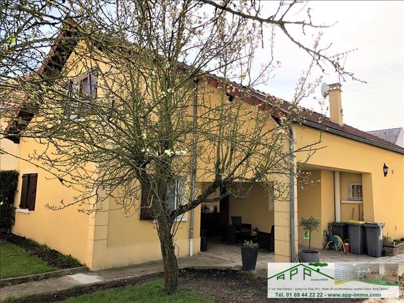 Vente maison / villa Vigneux sur seine 329000€ - Photo 1
