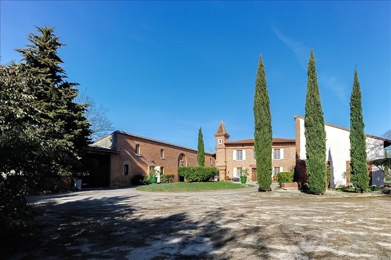 Vente maison / villa Fonsegrives (secteur) 988000€ - Photo 1