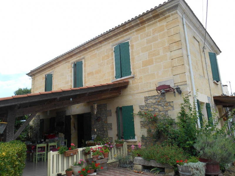 Sale house / villa Secteur la brede 380 000€ - Picture 1
