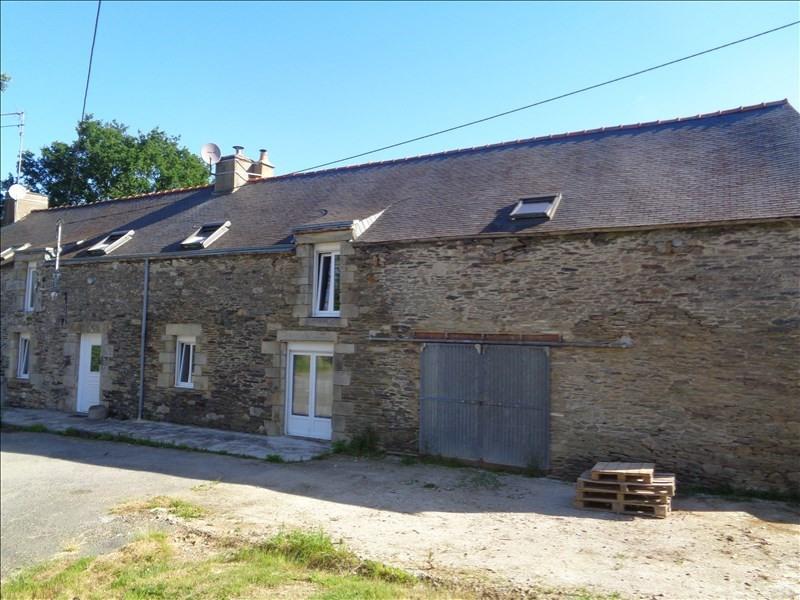 Vente maison / villa Pluherlin 159750€ - Photo 1
