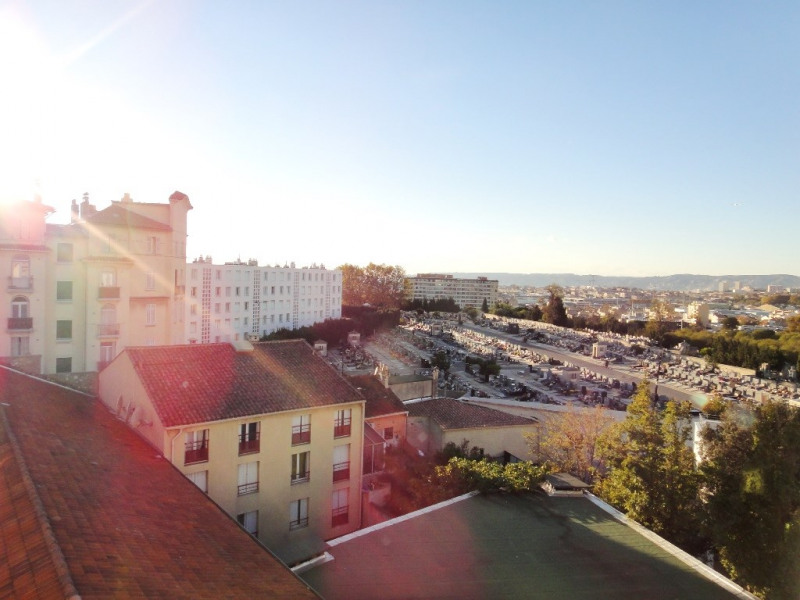 Vente appartement Marseille 14ème 88000€ - Photo 2