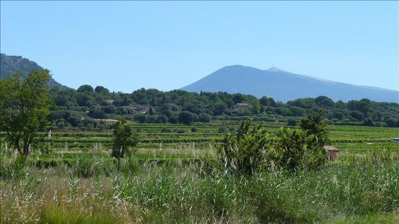 Verkoop  stukken grond Beaumes de venise 165000€ - Foto 1