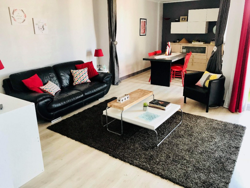 Duplex 80 m² centre ville Ermont