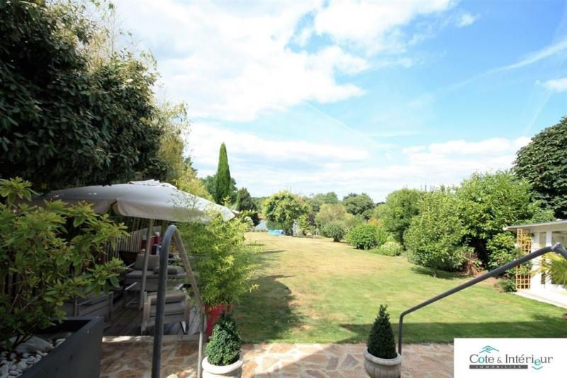 Sale house / villa Talmont st hilaire 370000€ - Picture 1