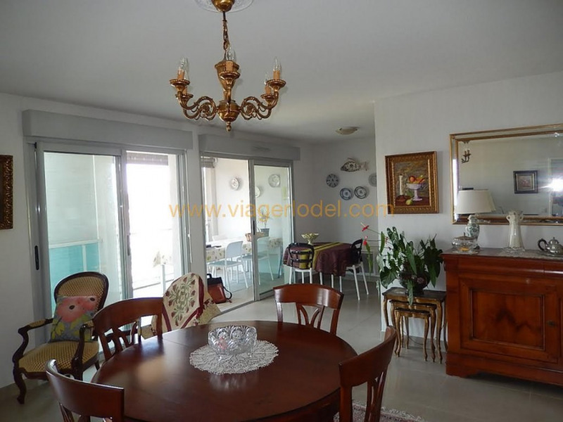Viager appartement La turbie 390 000€ - Photo 1