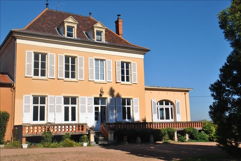 Deluxe sale house / villa Ouches 490000€ - Picture 6
