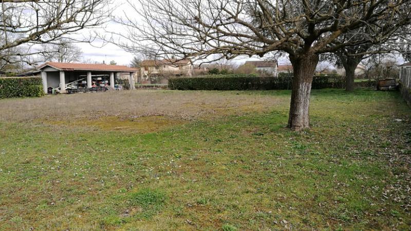 Vente terrain Villette d anthon 160000€ - Photo 1