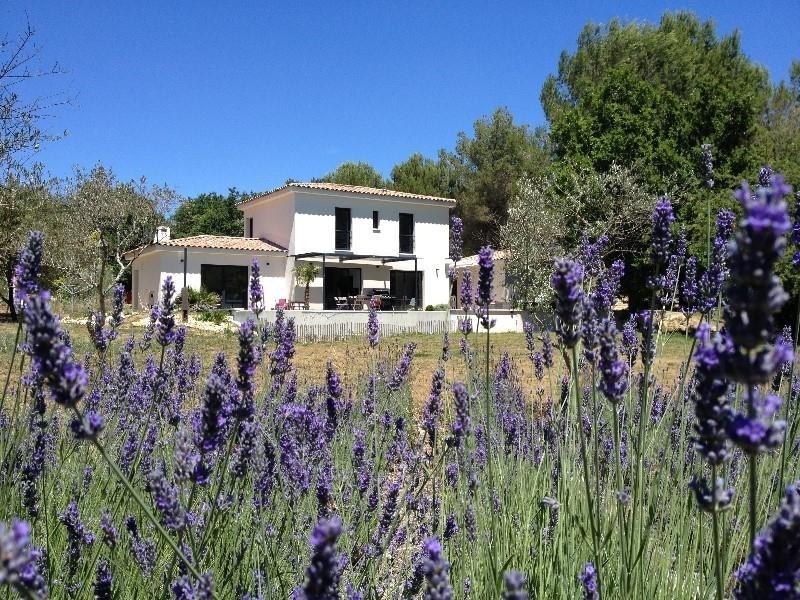 Deluxe sale house / villa Ventabren 890000€ - Picture 9