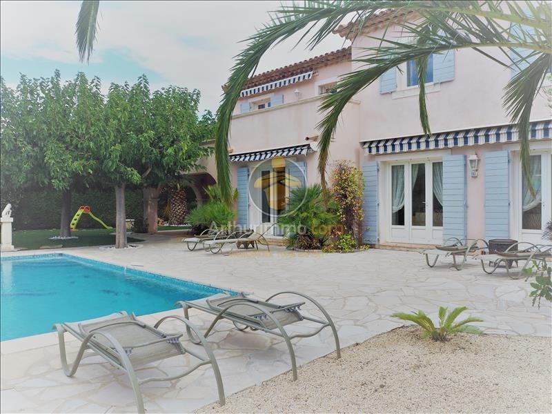 Deluxe sale house / villa Sainte maxime 1155000€ - Picture 7
