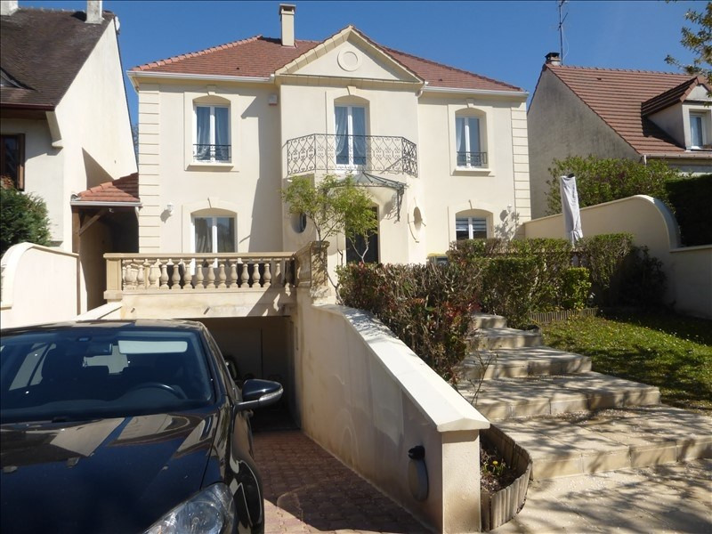 Sale house / villa St brice sous foret 865 000€ - Picture 1
