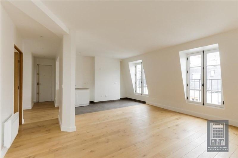 Vente appartement Paris 18ème 610650€ - Photo 1