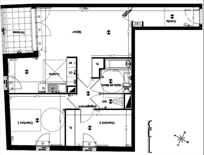 Sale apartment La londe les maures 225000€ - Picture 2