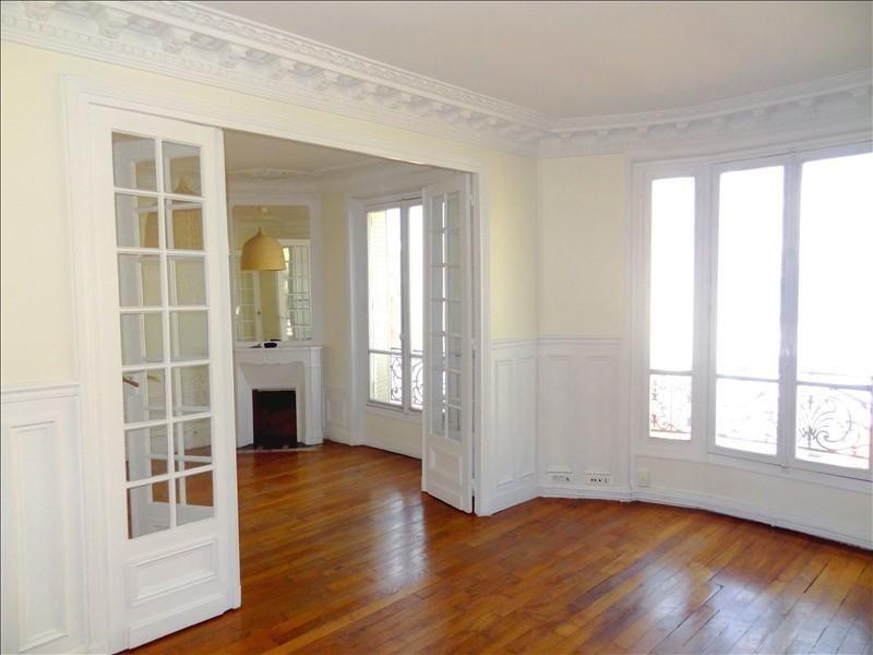 Rental apartment Levallois perret 1900€ CC - Picture 2