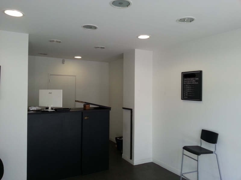 Rental shop Colombes 1 650€ HT/HC - Picture 1