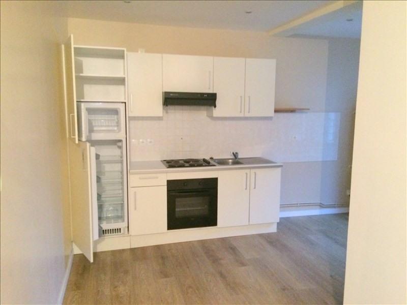 Rental apartment La riviere st sauveur 590€ CC - Picture 1