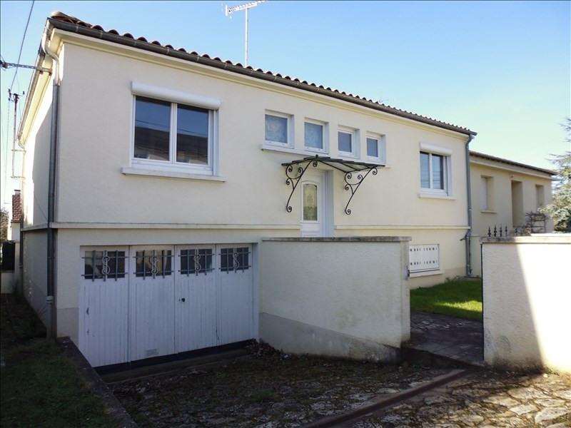 Vente maison / villa Poitiers 198000€ -  1