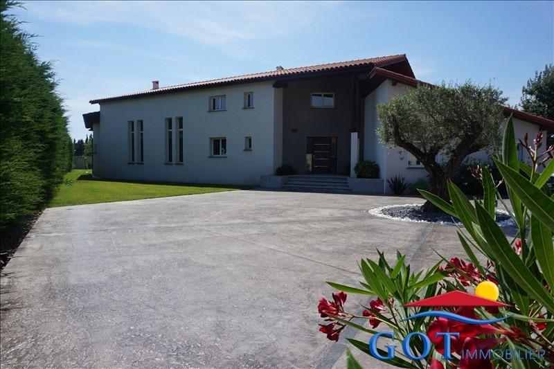 Vente de prestige maison / villa Torreilles 835000€ - Photo 7