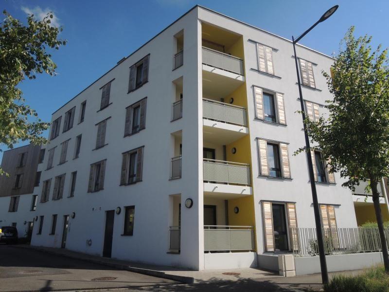 Verhuren  appartement Strasbourg 810€ CC - Foto 1