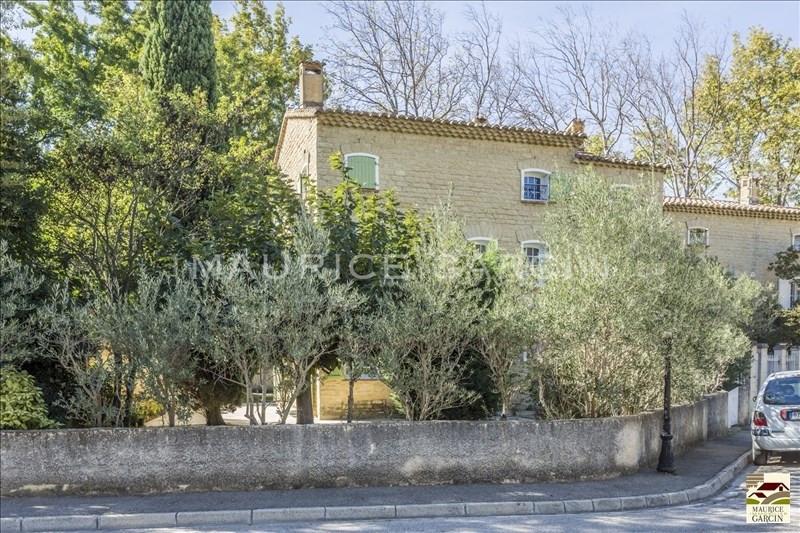 Revenda residencial de prestígio casa Montfavet 420000€ - Fotografia 3