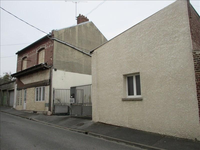 Vente immeuble St quentin 75600€ - Photo 1