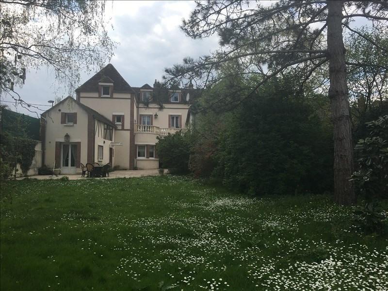 Produit d'investissement maison / villa Sens 367500€ - Photo 1