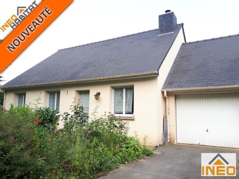 Vente maison / villa Romille 177650€ - Photo 1