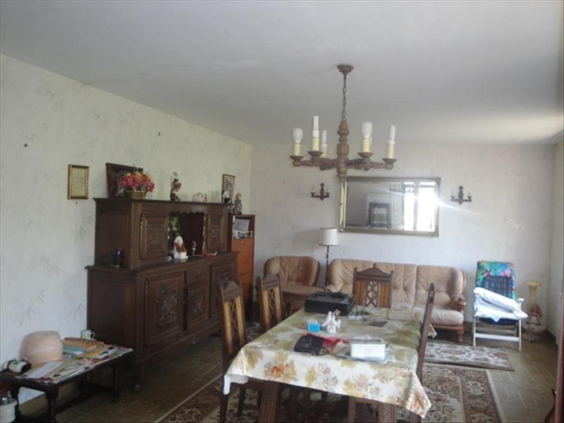Vente maison / villa La creche centre 136500€ - Photo 2