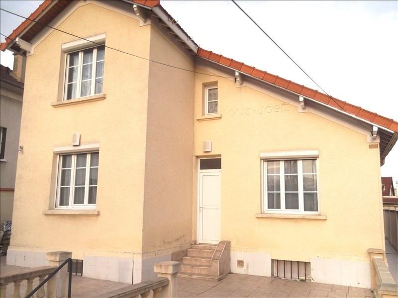Vente maison villa 4 pi ce s sarcelles 78 m avec 2 for Achat maison sarcelles