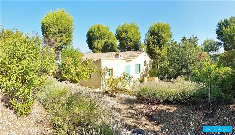 Vente maison / villa Roquevaire 445000€ - Photo 1