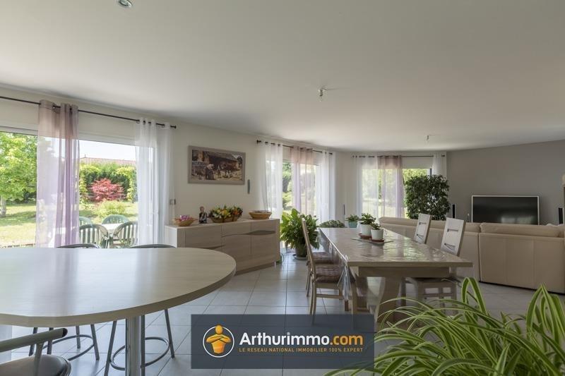 Sale house / villa Morestel 313000€ - Picture 5