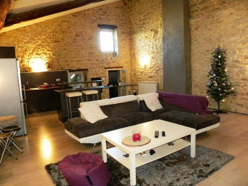 Verkoop  appartement Bagnols sur ceze 126000€ - Foto 2