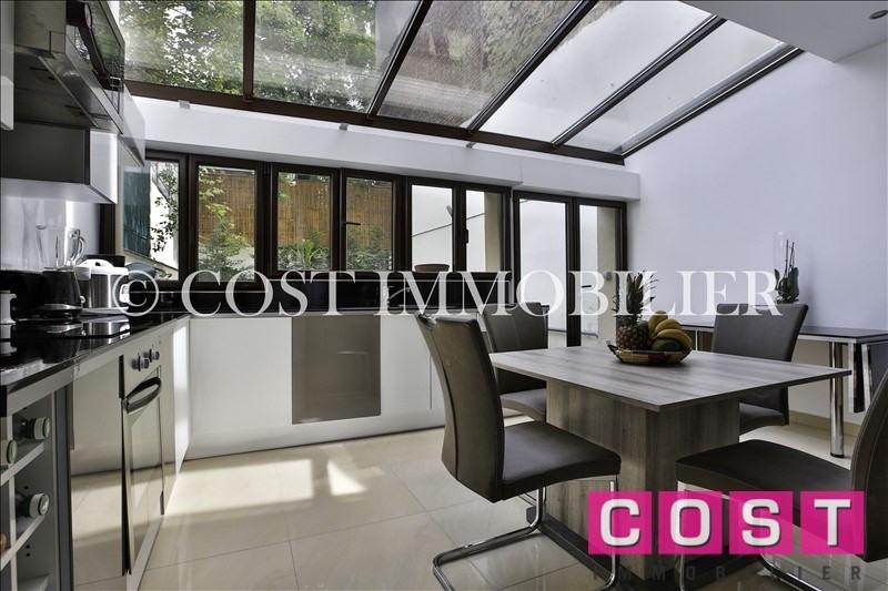 Venta  casa Asnieres sur seine 865000€ - Fotografía 8