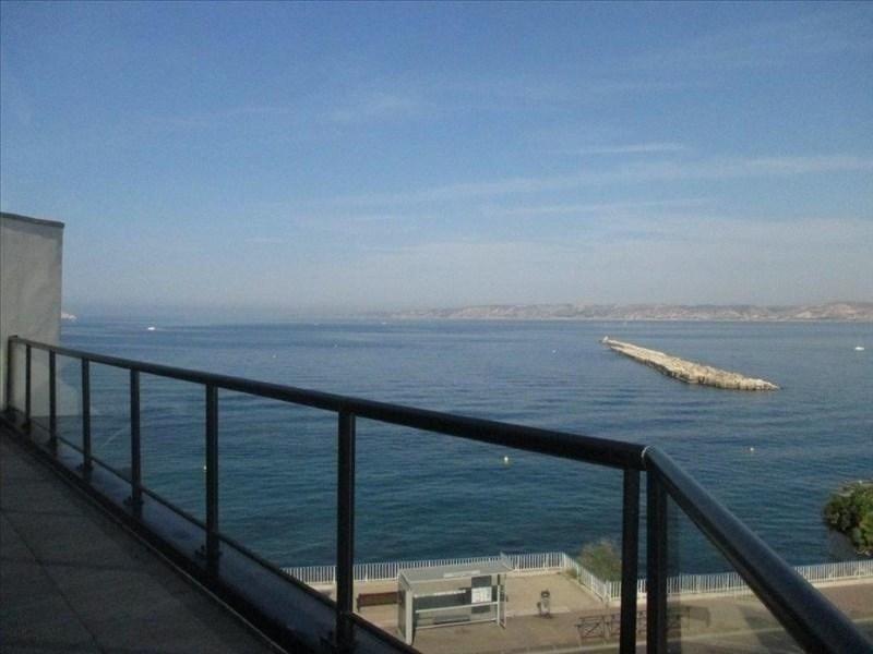 Vente de prestige appartement Marseille 7ème 1102500€ - Photo 1