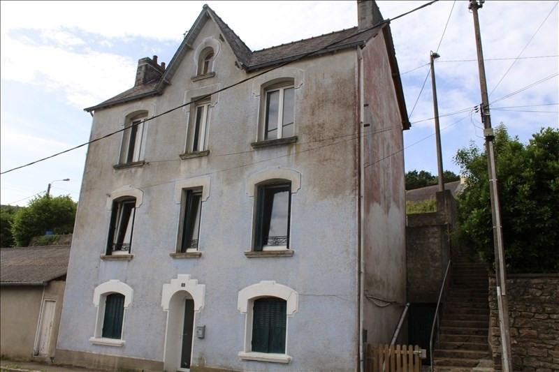 Sale apartment Quimper 88560€ - Picture 1