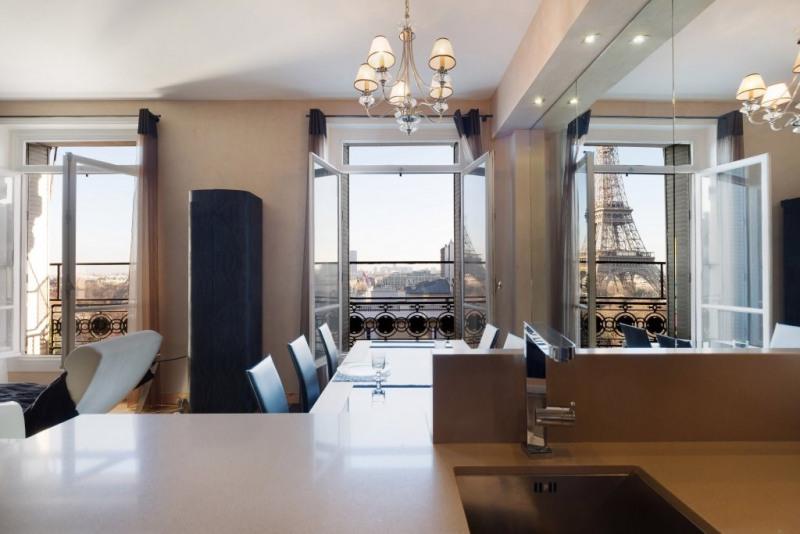 Revenda residencial de prestígio apartamento Paris 16ème 2350000€ - Fotografia 4
