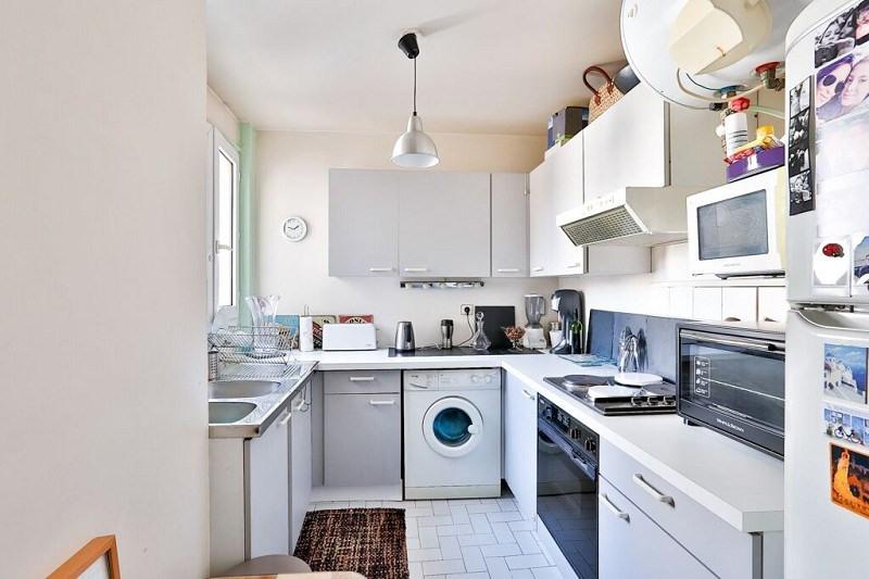 Vente appartement Paris 20ème 367000€ - Photo 3