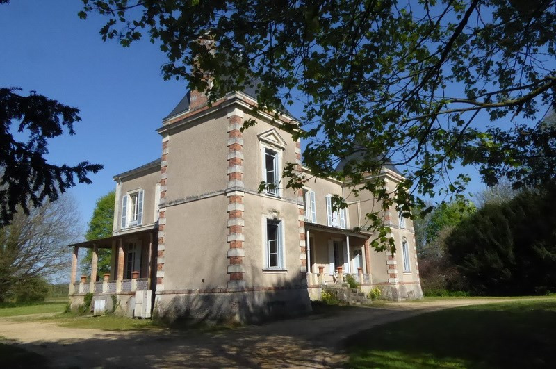 Deluxe sale chateau Angers 15 mn est 600000€ - Picture 2