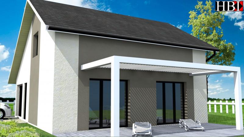 Maison  4 pièces + Terrain 1000 m² Saint-Hilaire-de-la-Côte par HBI CONSTRUCTION