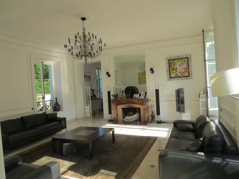 Deluxe sale house / villa Le mesnil le roi 3195000€ - Picture 6